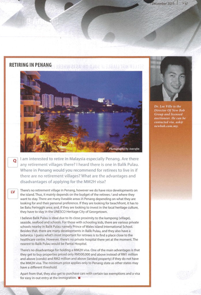 Asian Property Review (Dec 2015 issue)