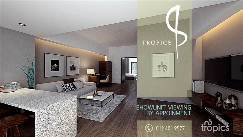 Tropics 8 showunit